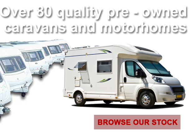 New and used motorhomes for sale
