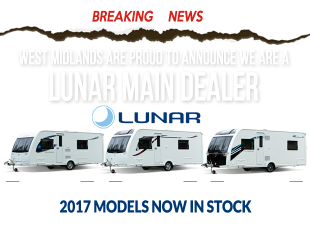2017 Lunar Caravan Main Dealer