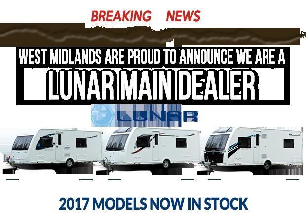 2017 Lunar Caravan Main Dealer