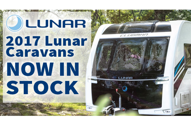 New 2017 Lunar Caravans