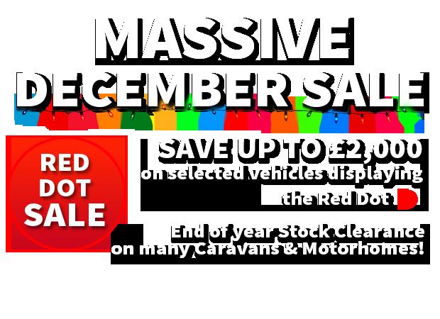 Used Caravans for sale