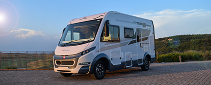 New Motorhomes